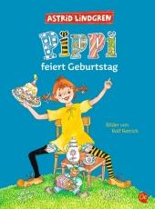 Pippi feiert Geburtstag Cover