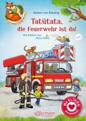 Tatütata, die Feuerwehr ist da! Cover
