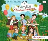 Familie Flickenteppich 2, 3 Audio-CD