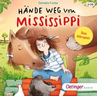 Hände weg von Mississippi, 2 Audio-CD