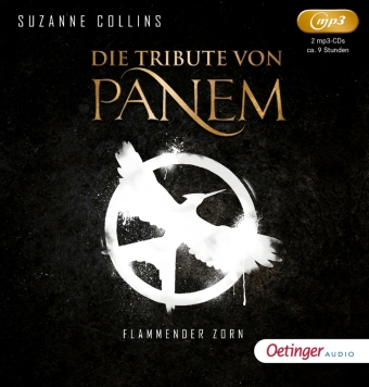 Die Tribute von Panem, 2 Audio-CD, MP3