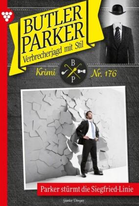 Butler Parker 176 - Kriminalroman