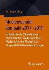 Medienwandel kompakt 2017-2019