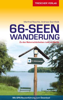 Reiseführer 66-Seen-Wanderung