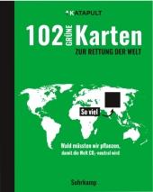 102 grüne Karten zur Rettung der Welt Cover