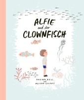 Alfie und der Clownfisch Cover