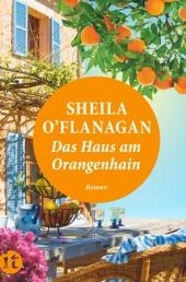 Das Haus am Orangenhain Cover
