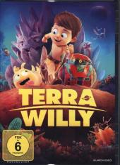 Terra Willy, 1 DVD Cover