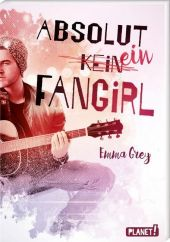 Absolut (k)ein Fangirl Cover
