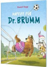 Anpfiff für Dr. Brumm Cover