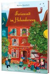 Ferienzeit im Holunderweg Cover