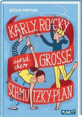 Karly, Rocky und der große Schmutzky-Plan Cover
