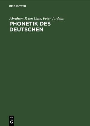 Phonetik des Deutschen