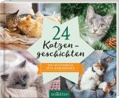 Aufschneidebuch 24 Katzengeschichten