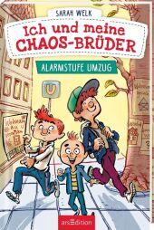 Ich und meine Chaos-Brüder - Alarmstufe Umzug Cover