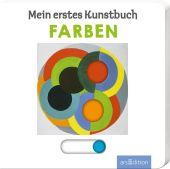 Mein erstes Kunstbuch - Farben Cover