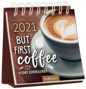 But first coffee, Miniwochenkalender 2021