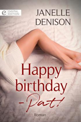 Happy birthday - Pat!