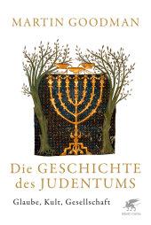 Die Geschichte des Judentums Cover
