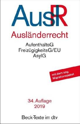 Ausländerrecht (AuslR)