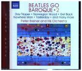 Beatles Go Baroque, 1 Audio-CD