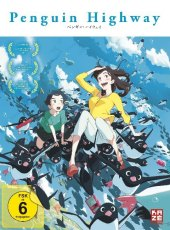 Penguin Highway, 1 DVD Cover