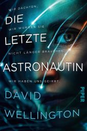 Die letzte Astronautin Cover