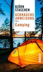 Gebrauchsanweisung fürs Camping Cover