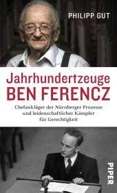 Jahrhundertzeuge Ben Ferencz Cover