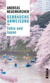 Gebrauchsanweisung für Tokio und Japan Cover