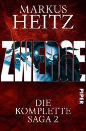 Zwerge - Die komplette Saga