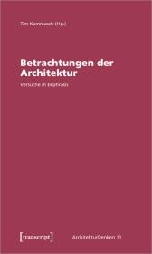 Betrachtungen der Architektur