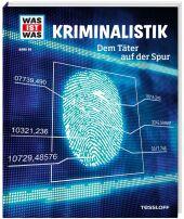 Kriminalistk Cover
