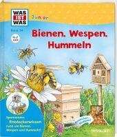 Was ist was junior: Bienen, Wespen, Hummeln Cover