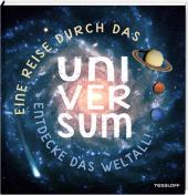 Eine Reise durch das Universum. Cover