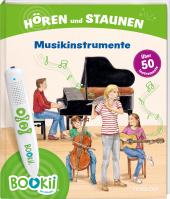 BOOKii® Hören und Staunen Musikinstrumente
