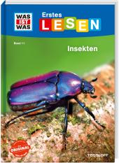 Was ist was Erstes Lesen: Insekten Cover