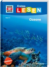 Was ist was Erstes Lesen: Ozeane Cover