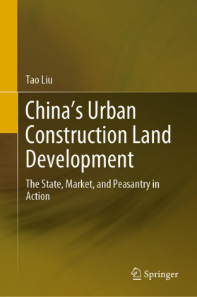 China's Urban Construction Land Development