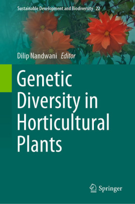 Genetic Diversity in Horticultural Plants