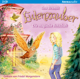 Eulenzauber - Die magische Botschaft, 2 Audio-CD