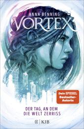 Vortex - Der Tag, an dem die Welt zerriss Cover