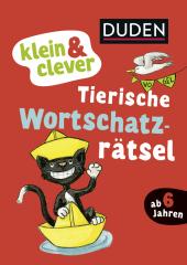 klein & clever: Tierische Wortschatz-Rätsel