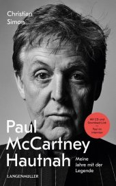 Paul McCartney Hautnah, m. Audio-CD Cover