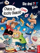 Die drei ??? Kids - Chaos in Rocky Beach!