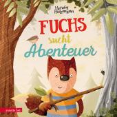 Fuchs sucht Abenteuer Cover