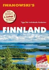 Finnland - Reiseführer von Iwanowski, m. 1 Karte