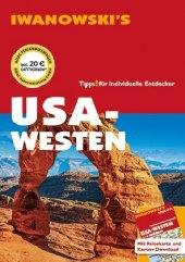 USA-Westen - Reiseführer von Iwanowski Cover