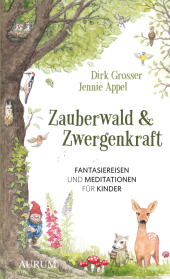 Zauberwald & Zwergenkraft, m. Audio-CD Cover