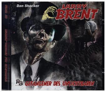 Larry Brent - Gefangener des Unsichtbaren